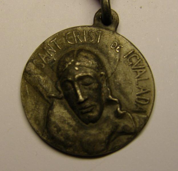Medalla Sant Crist de Igualada,... y homenaje a los excombatientes. Majf9z