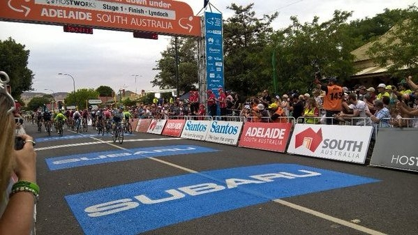 Tour Down Under 2016 Mhal54