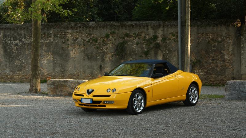Alfa Romeo Spider Mhbkgo