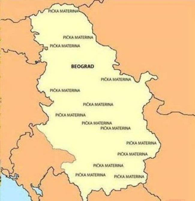 Srbija - SRBIJA  -unija regiona ?  Mic27o