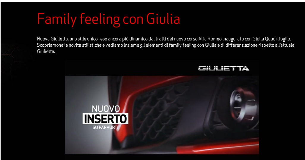 2016 - [Alfa Romeo] Giulietta restylée - Page 5 N2fklk