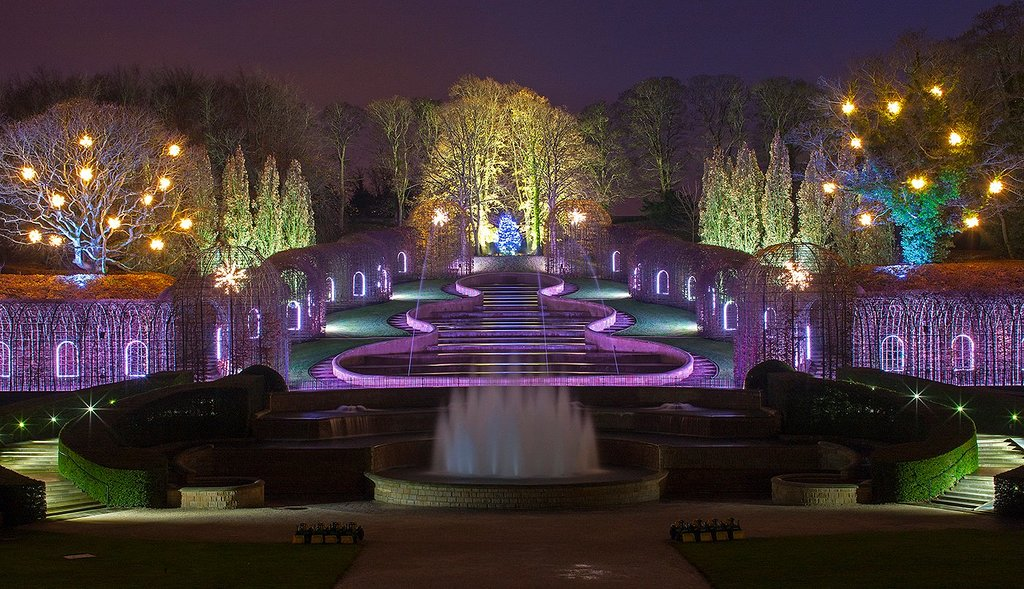 Ealtz Castle  -  Gardens  N5j8gi
