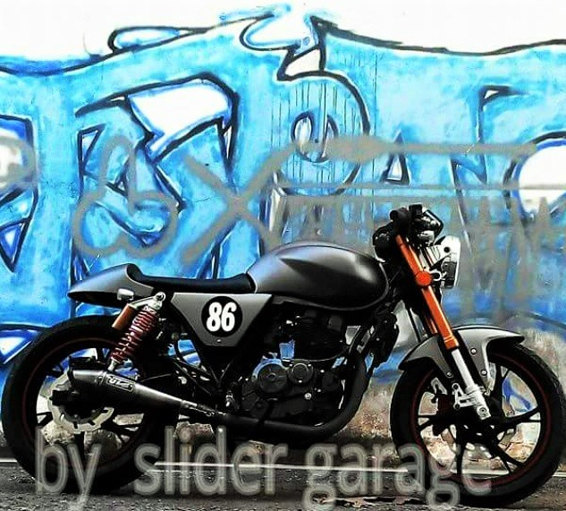 Keeway Cafe Racers Nb44g8