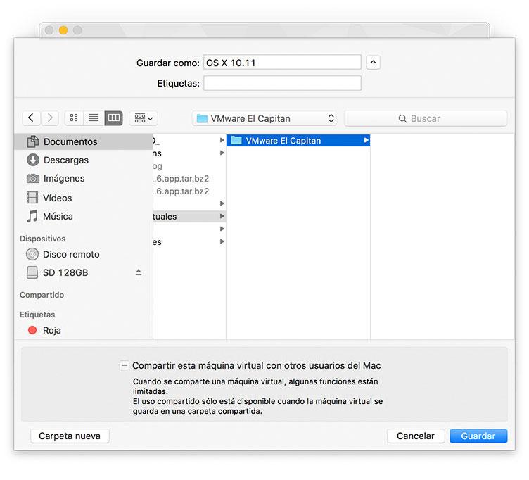 [TUTORIAL] VMWARE: INSTALANDO OS X EL CAPITÁN EN OS X Y WINDOWS... A LA BILBAÍNA Ndrhh