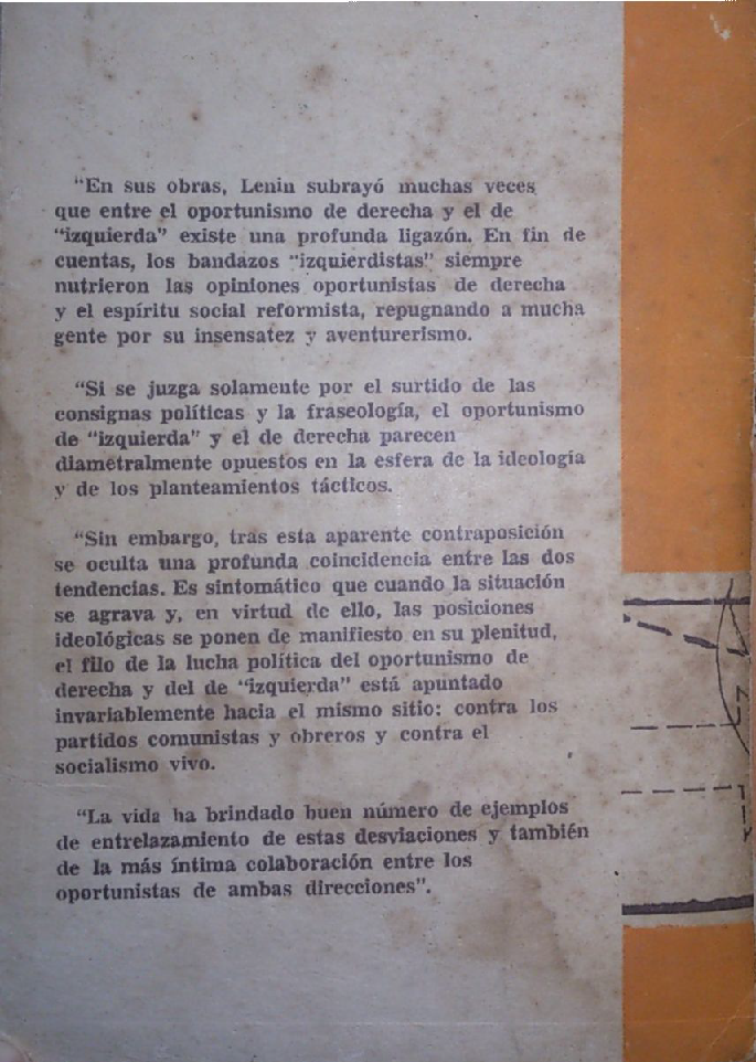 Revolucionarismo pequeño burgués, anarquismo, trotskismo, maoismo - Boris Leibzon Ngde8i