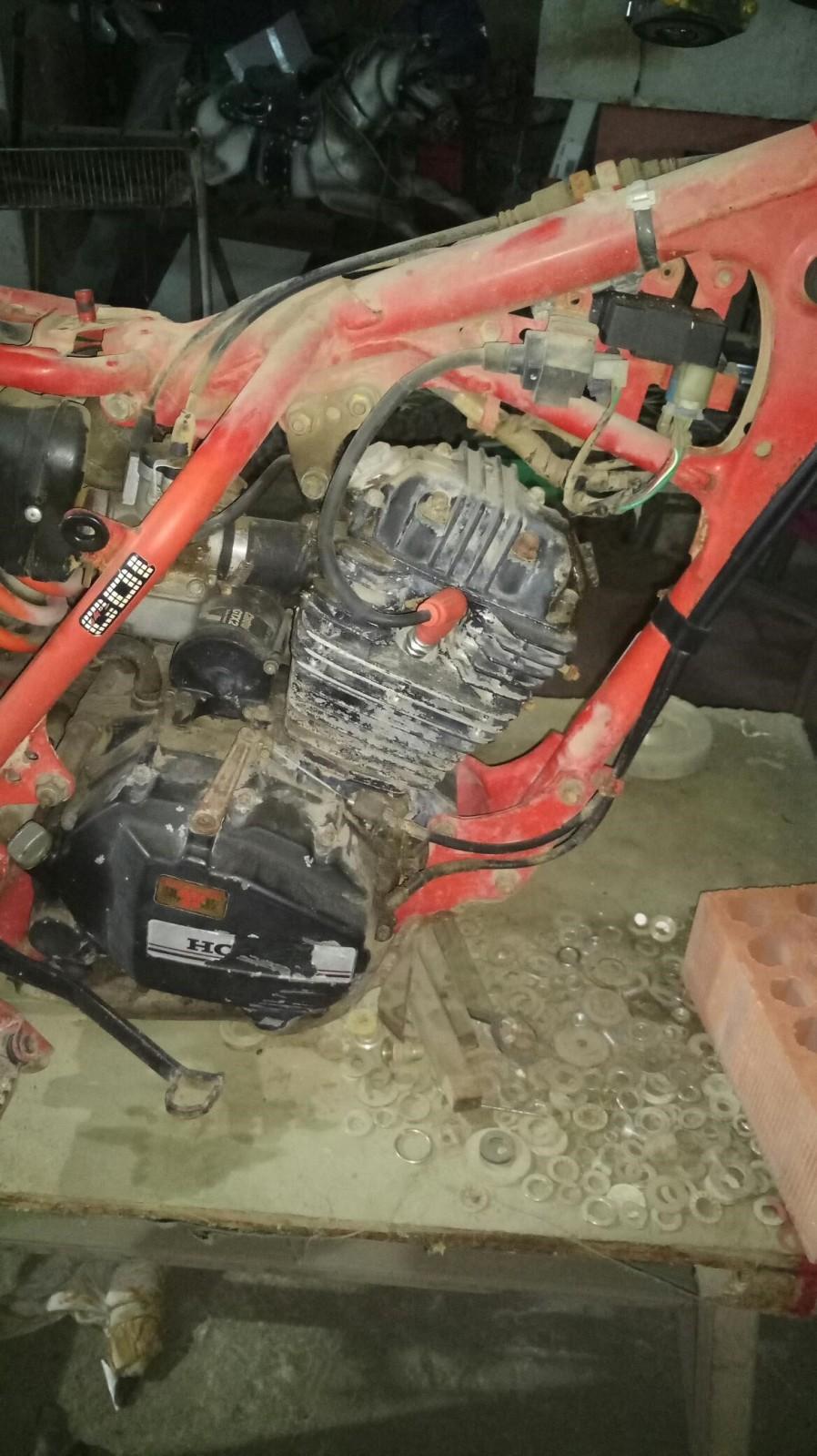 Mi Nueva Honda XL 200R Nl6fqc