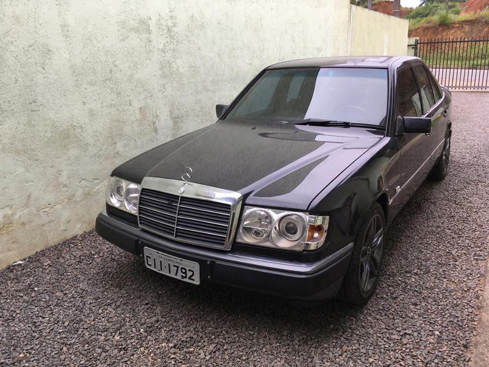 (VENDO): W124 300E 24V 1992 - R$16.000,00 Nqyduc