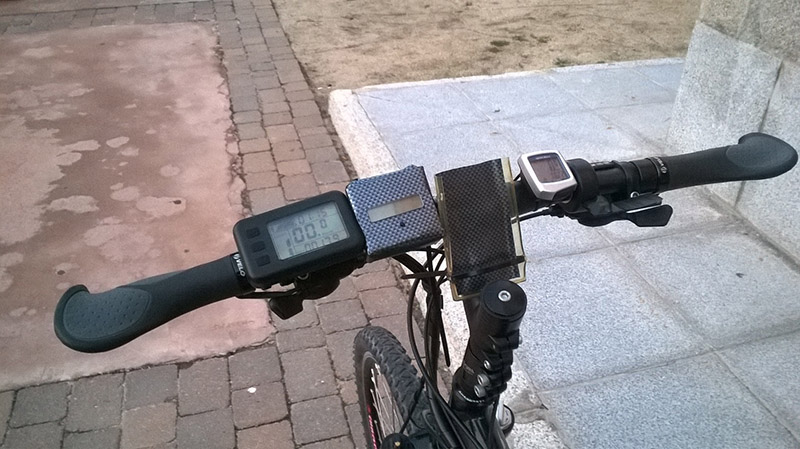 Presenta tu bici eléctrica Nvzgao