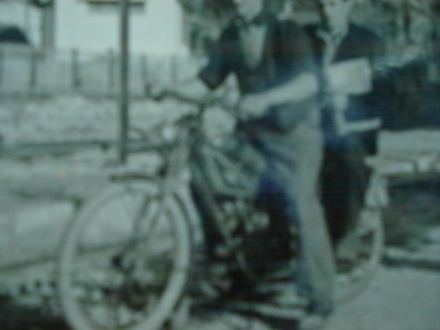 La Motobic 60 cc de mi padre  Nxo0e9