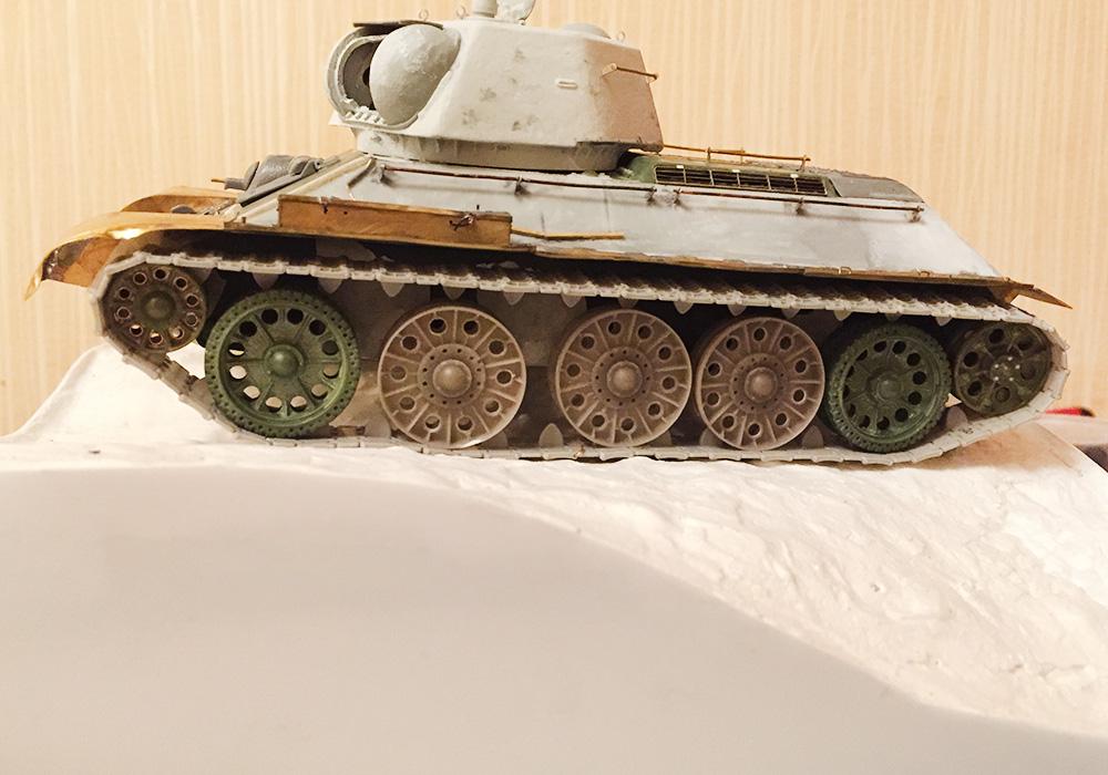 T-34-76 ICM 1/35 - Страница 3 O0t3eu