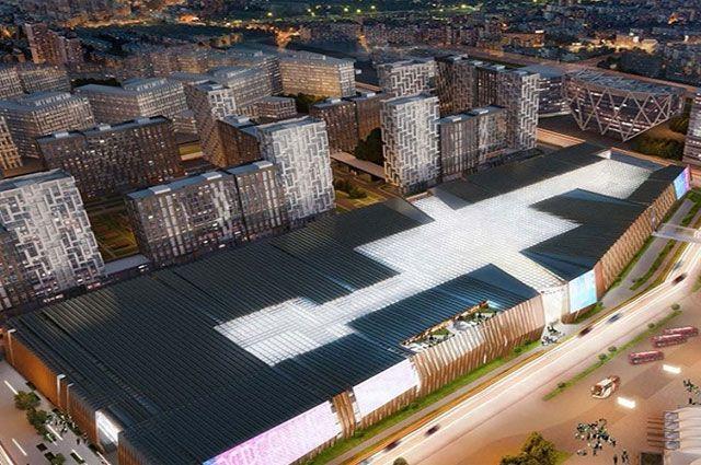 На ТПУ «Петровско-Разумовская» хотят построить дополнительную остановку для «Сапсана» O8argy