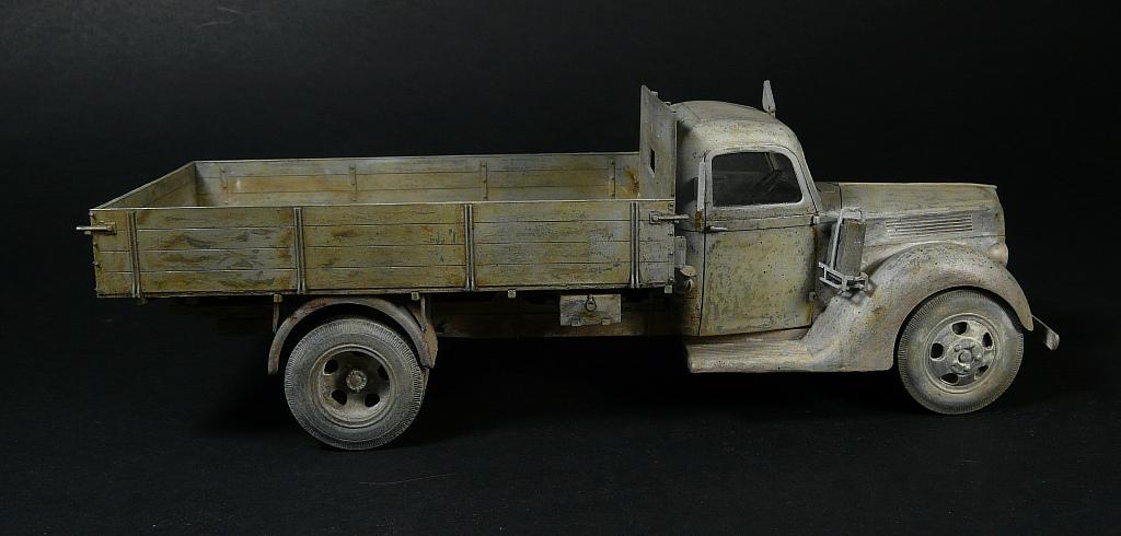 Ford V3000S,1:35,Моделист Ok2arm