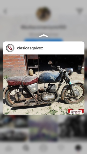 Bultaco Mercurio 155 Osd5iu