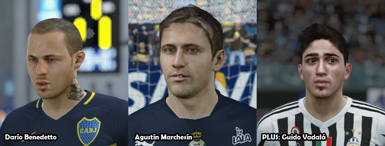 Faces Futbol Argentino PACK 19 Qq77f6