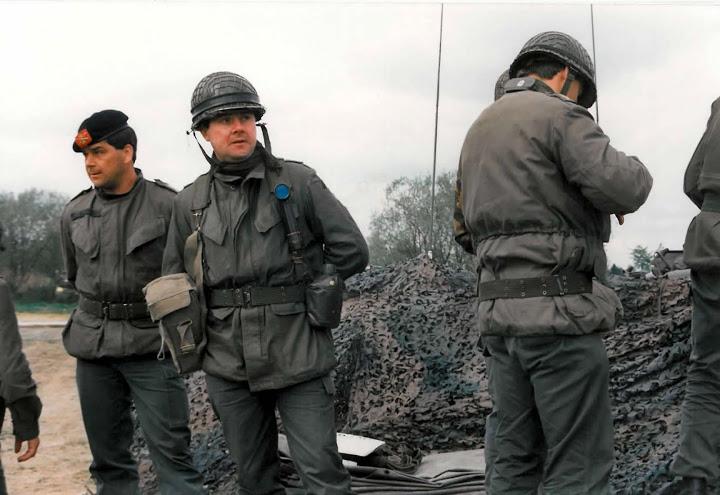 Belgian army corporal 1987 Qswb9x