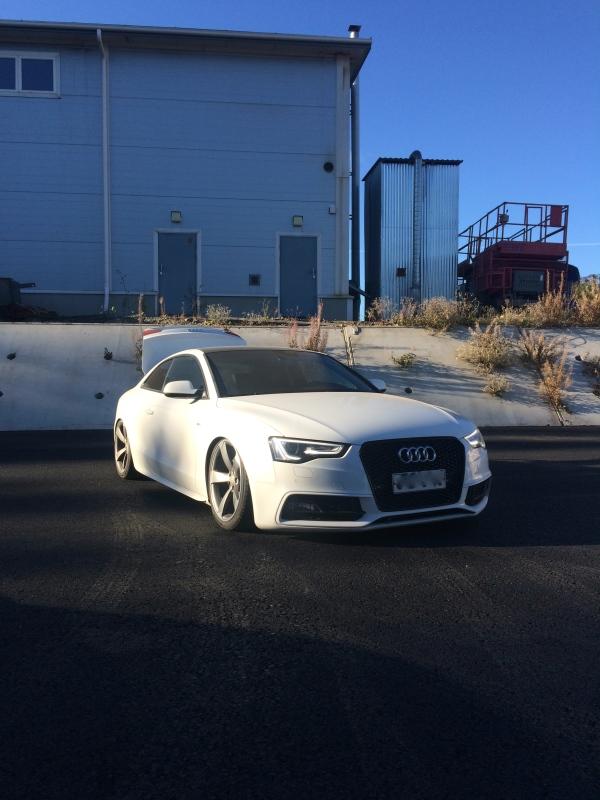 Olse: Facelift Audi A5 Qyz3nl