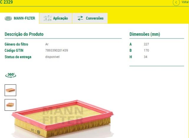 Filtros e Velas Sentra B17 2014/15/16 Rricfl