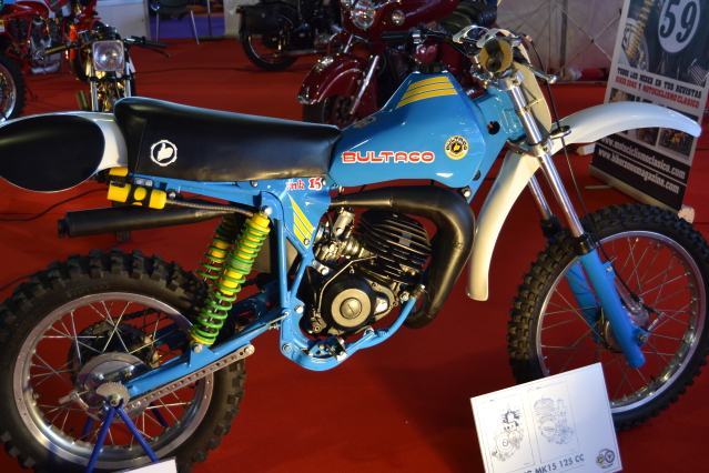 Pursang motor Yamaha Ru61ib