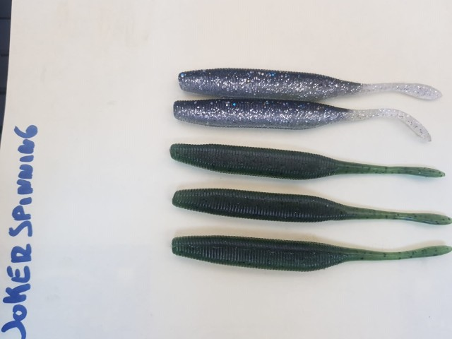 [Vendo - Nuovo - Usato] Gomma Saltwater & Freshwater  Saz675
