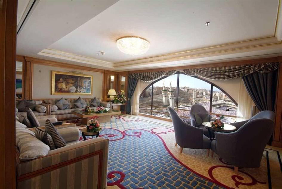 أفضل فنادق مع إطلالة على الحرم المكي الشريف Sfdj5t