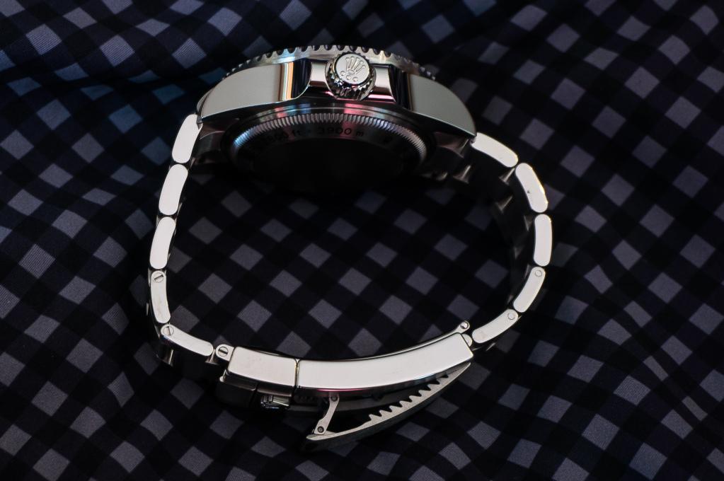 Présentation de la Rolex 116660 SDDS D-Blue James Cameron Sgpxj5