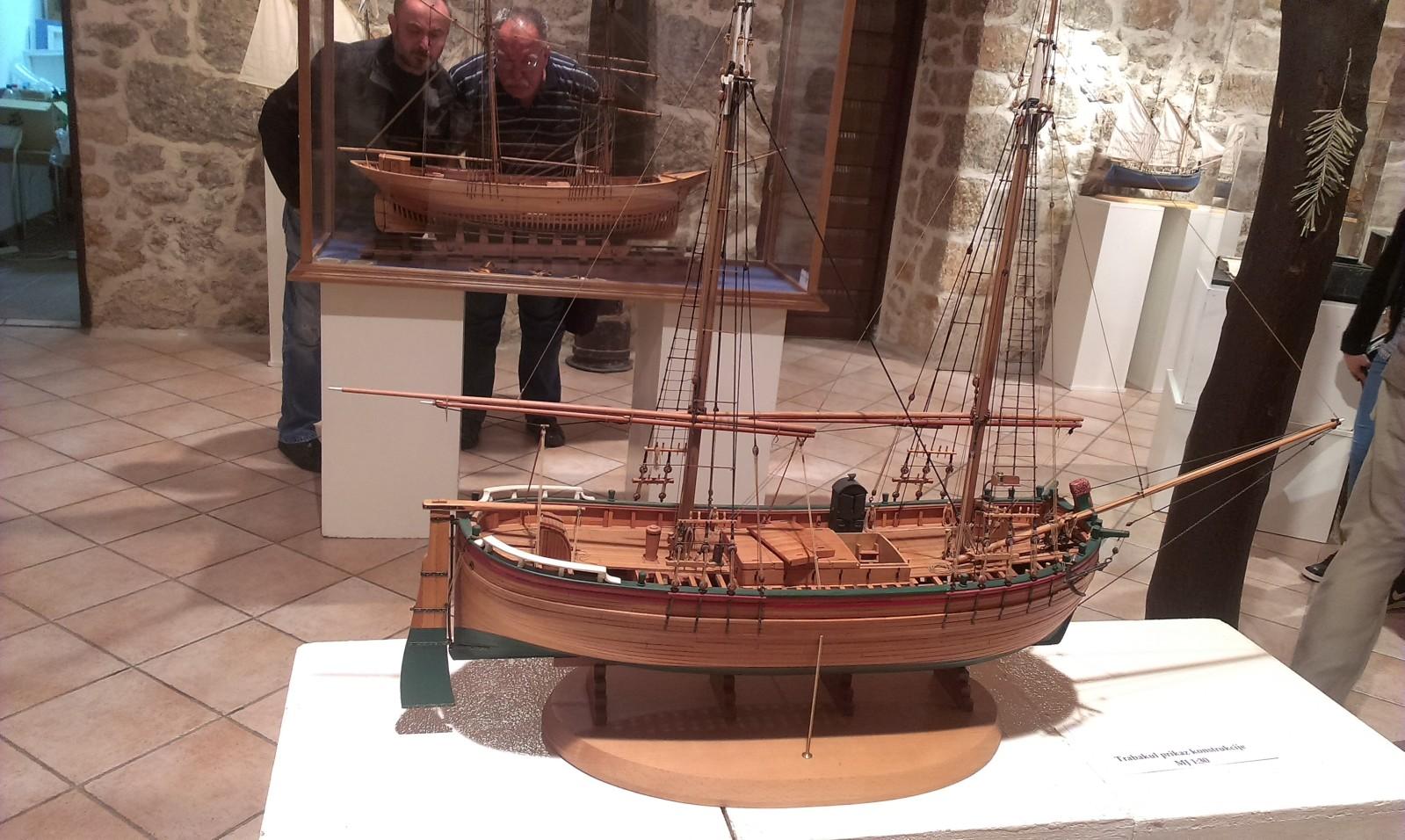 Izložba maketa brodova Spk6rp