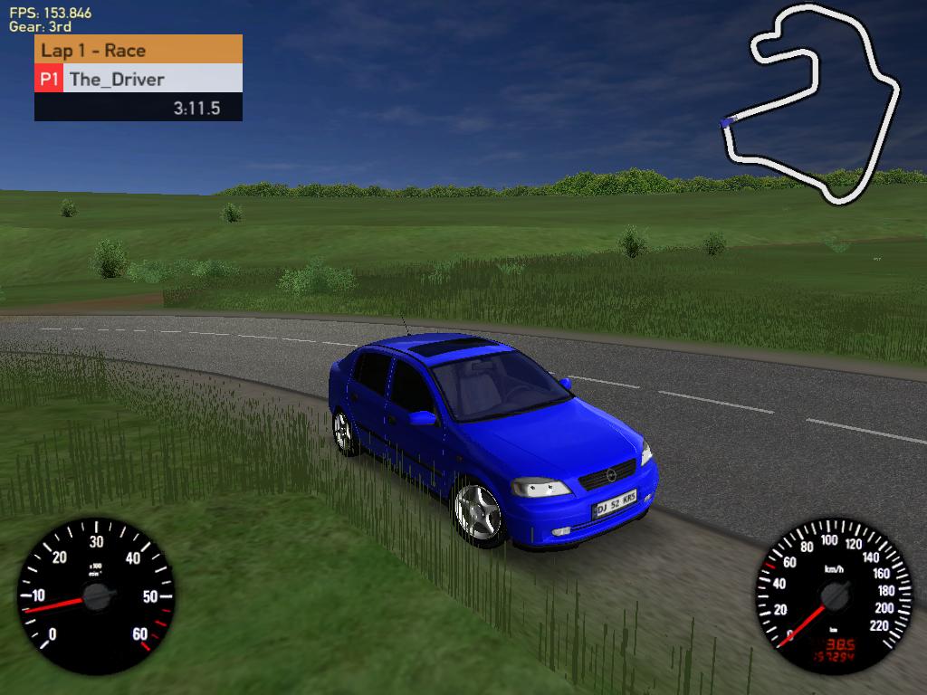 Opel Astra 1.6 16v Vcis3