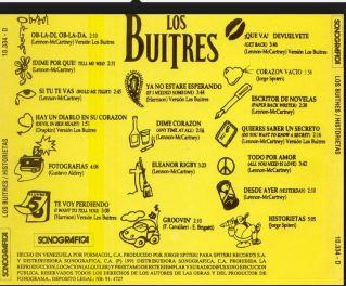 Los Buitres de Venezuela,Beatles en español, Rectificado 2019 W8vvk0