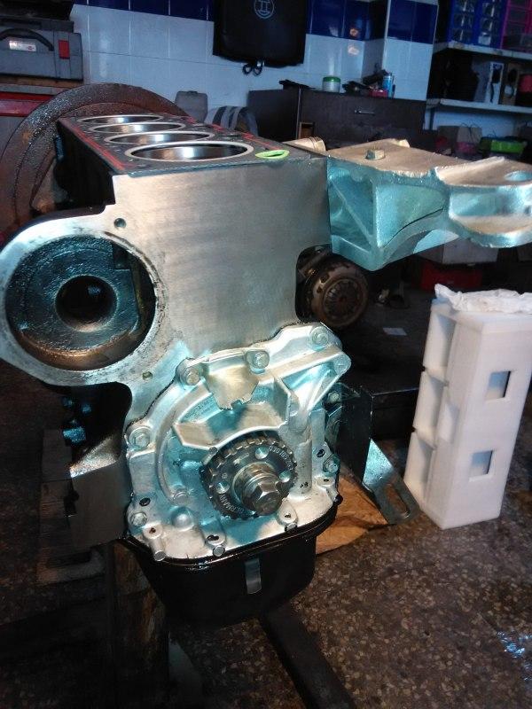 Se vende Motor GK 1.3 75cv Whfh94