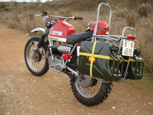 Colección TT Competición: Bultaco,Montesa,Ossa Wvzneo