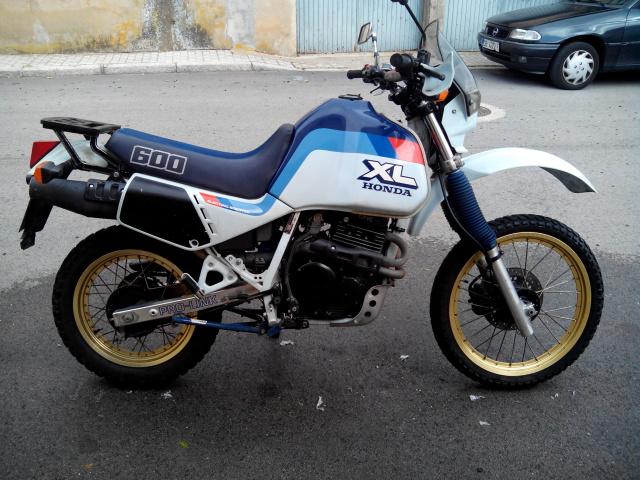HONDA - Otra mas en la familia Honda xl 600 lm X5vy15