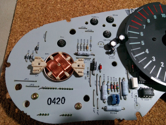 CBR 600 F4 sem km / rotações / velocidade e temperatura Znvj1j