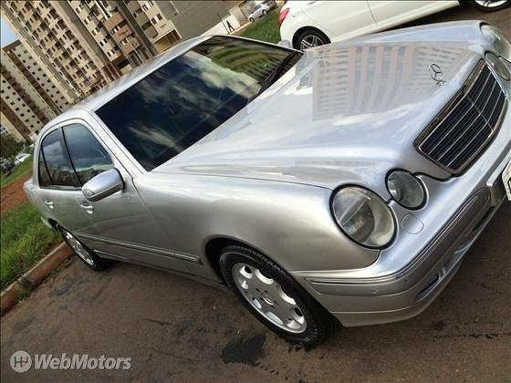 (VENDO): W210 - E430 B4 - 2001 - R$39.000,00 - VENDIDO Zumozq