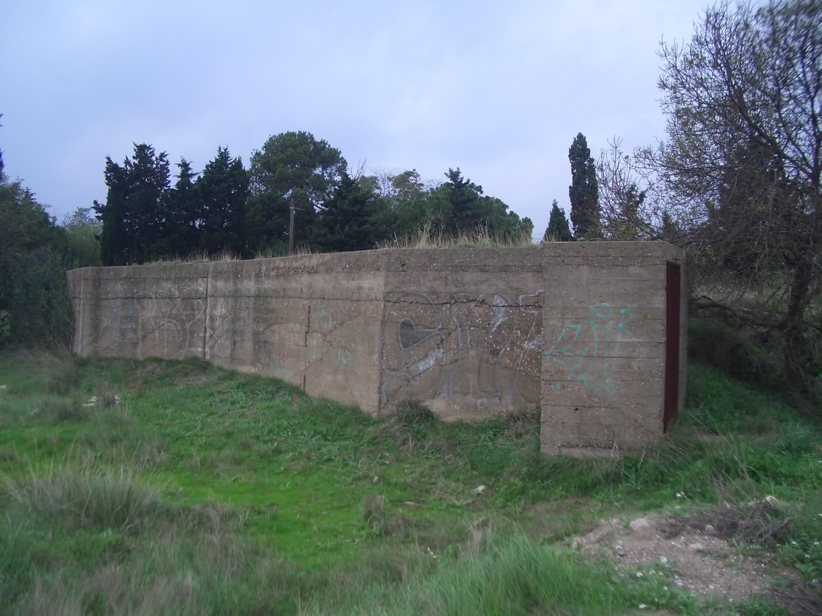 Camp de la Todt, tranchées couvertes (Agde, 34) 5zc47iw