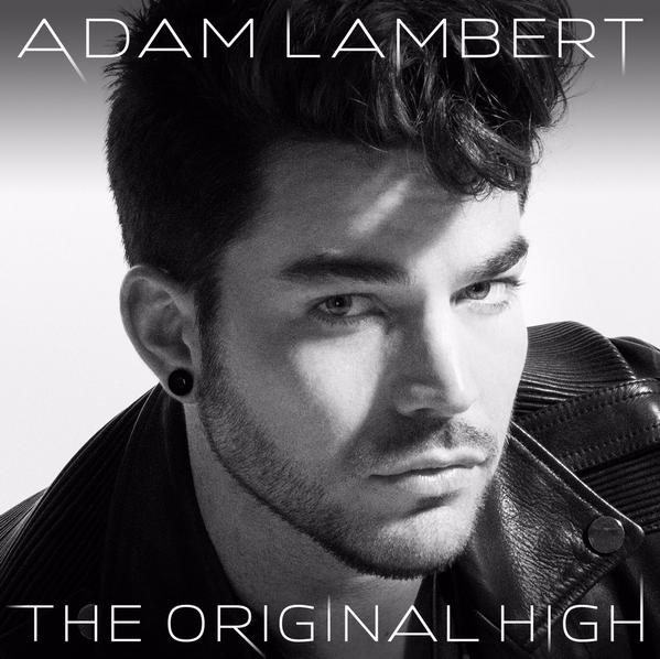 [Album Cover] Adam Lambert - The Original High Adamlambert-theoriginalhighcoverart