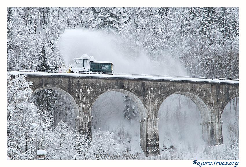Retour du chasse-neige CN3 Beilhack le 15/02/2013. Ligne des hirondelles. 20130220204638-201728a1