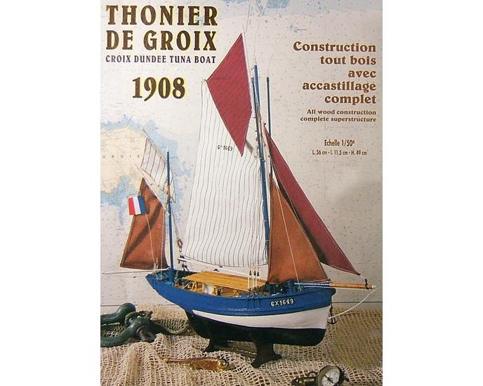 Thonier de groix SOCLAINE_SG1020