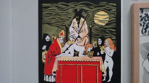 El gobierno de España ya promociona abiertamente el satanismo Img_20161005_152239682-620x349