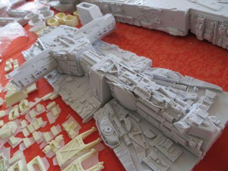 Battlestar Galactica - 37 pouces/1 mètre .IMG_4378_m