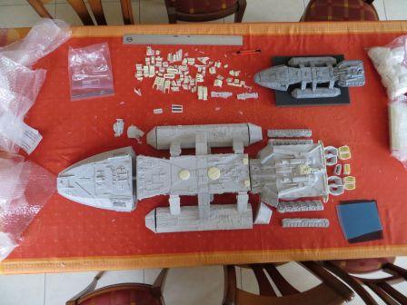 Battlestar Galactica - 37 pouces/1 mètre .IMG_4382_m