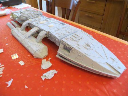 Battlestar Galactica - 37 pouces/1 mètre .IMG_4384_m