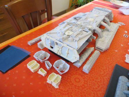Battlestar Galactica - 37 pouces/1 mètre .IMG_4385_m