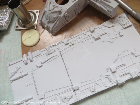 Battlestar Galactica - 37 pouces/1 mètre .IMG_5729_m