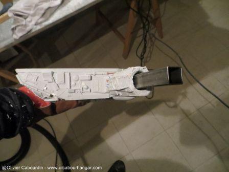 Battlestar Galactica - 37 pouces/1 mètre .IMG_6195_m