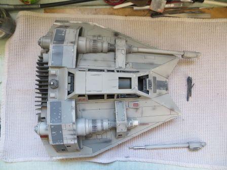 Restauration d'un Master Replicas Snowspeeder .IMG_5460_m