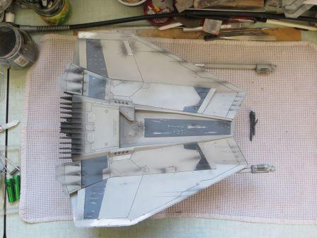 Restauration d'un Master Replicas Snowspeeder .IMG_5461_m