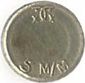 CARTOUCHE DE 5MM GENRE 22 COURT Gg5mcmG