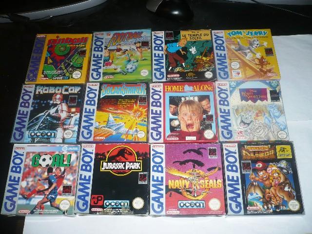 full set game boy  P1200354