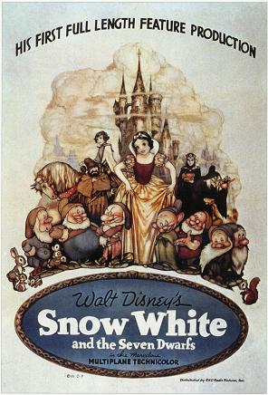 Les âges d'or des Walt Disney Animation Studios Snow_white_1937_poster