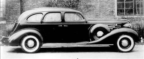Automóviles Soviéticos Zis-101